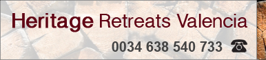 Self catering lodges, luxurious lodges, family accommodation in Velancia, Spain from HeritageRetreats.co.uk